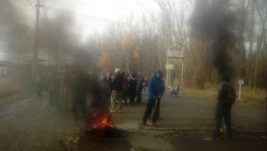 Photo of Para reclamar por la obra de gas, cortaron la Ruta 65