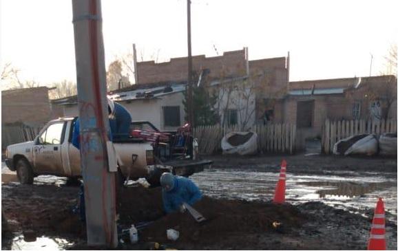 Photo of Extendieron la red de gas en el Progreso