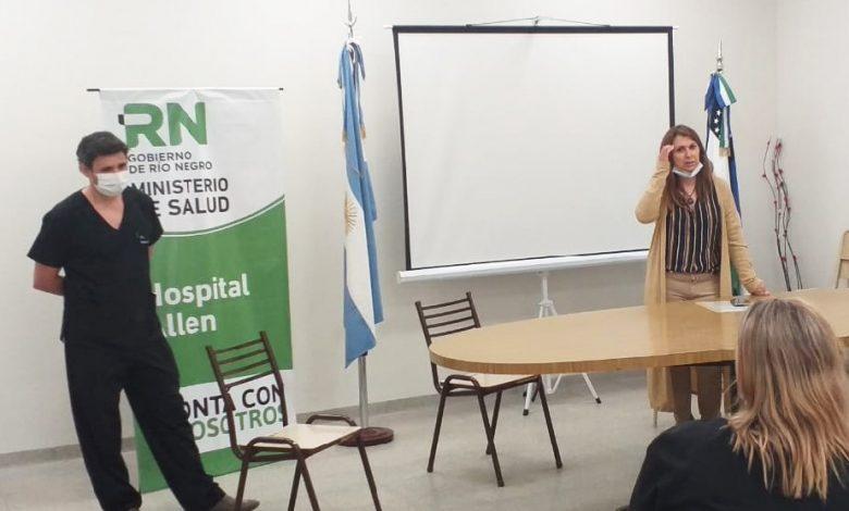 Photo of Nombraron al doctor Sebastián Wilde como nuevo director del hospital de Allen