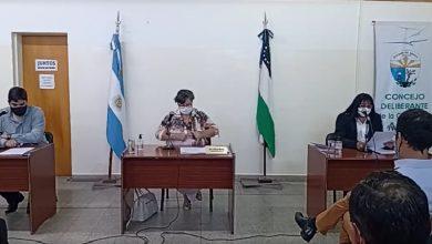 Photo of Apertura  de sesiones del Concejo Deliberante 2021.