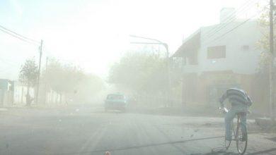 Photo of ALERTA: Se intensifica el viento en la región con ráfagas de hasta 80 kilómetros