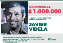 Photo of El gobierno ofreció 1 millón de pesos para dar con el paradero de Videla
